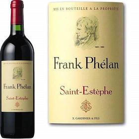 【闪购】弗朗克菲兰干红葡萄酒2011/Frank Phelan 2011
