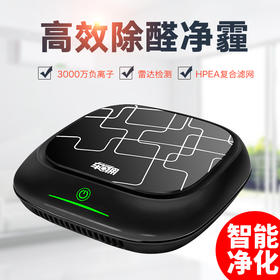 【车佣 】 车载空气净化器(CY0017a)汽车用品