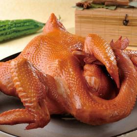 碧螺喜御品鸡(无糖)  28味中草药搭配花雕酒熬制  无抗生素 无添加剂