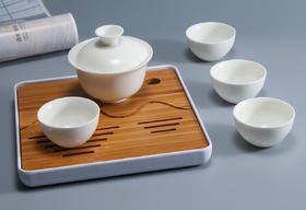 中國白(大白)茶杯