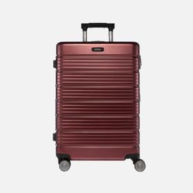 【结实耐用 USB充电接口】NTNL 大容量万向轮商务行李箱20寸24寸