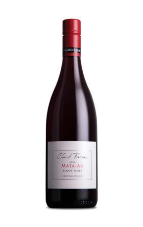 夏府庄园马踏园黑皮诺干红葡萄酒2016/Chard Farm Mata Au Pinot Noir 2016