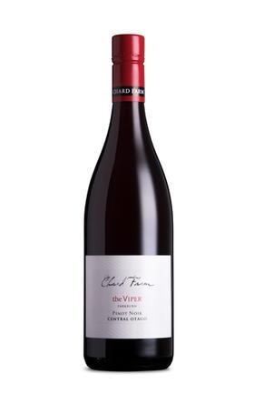 夏府庄园蓝蓟园黑皮诺干红葡萄酒2015/Chard Farm The Viper Pinot Noir 2015
