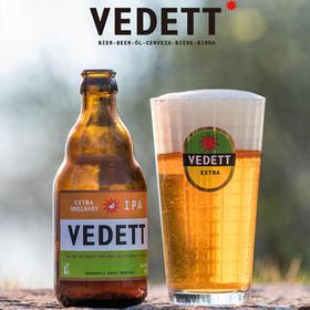 VEDETT IPA印度淡色艾尔海象啤酒330毫升