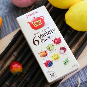日东红茶6种混合味红茶21.2克