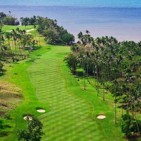 全球最贵的私人岛屿之一:斐济劳萨拉岛高尔夫度假村 Fiji Laucala Island Golf Course