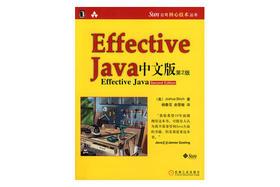 《Effective Java 中文版》