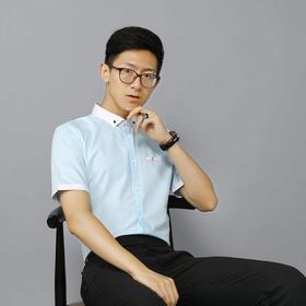 【军工品质】3502超细旦商务休闲衬衫(夏季)