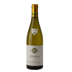 【闪购】睿智庄园夏布利干白葡萄酒2008/Domaine Remoissenet Chablis 2008