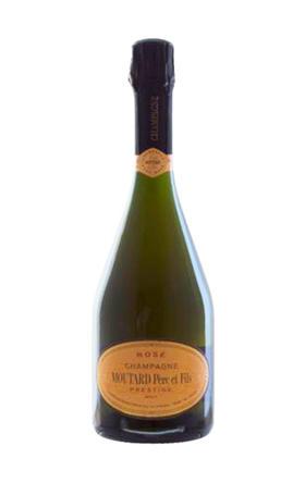 牡丹威望桃红香槟 / Moutard Champagne Brut Prestige Rose