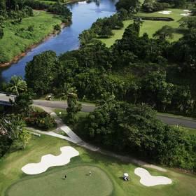 4.珍珠南太平洋高尔夫球场The Pearl South Pacific Fiji Resort