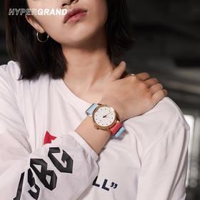 HyperGrand新加坡进口冷钢系列时尚潮流防水男女通用手表  NWM4MALI