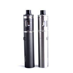 Vapwiz Pollux 25 kit大神棍双子星大烟雾电子烟机械杆套装戒烟产品 黑色