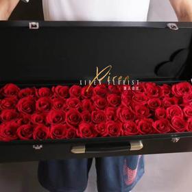 A级红玫瑰枪炮礼盒