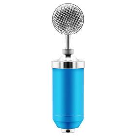 得科319电容小奶瓶话筒套装 送防震支架 花椒映客唱吧yy主播直播用麦克风