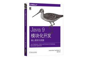 《Java 9模块化开发:核心原则与实践》