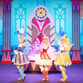 【8.12】 超级特惠4折起!魔法精灵巴啦啦小魔仙《彩灵堡的色彩奇缘》,再现魔法世界的神奇!