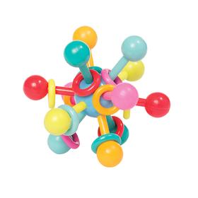 曼哈顿球-原子结构