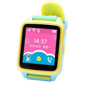 熊娃娃防水智能手表手机移动版儿童手表电信版触摸屏