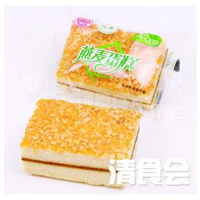 燕麦蛋糕散称1斤装(10包左右)  清真