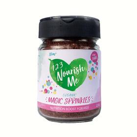 【积分商城】  123 Nourish Me魔法佐料magic sprinkles澳洲小众110g/瓶{海淘商品无中文标签,介意勿拍}