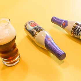 深粉象Delirium比利时啤酒330毫升
