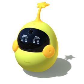 布丁迷你豆智能机器人 育儿早教益智陪伴监护 宝妈的育儿顾问 萌宝的启蒙老师