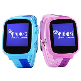 熊娃娃电信版智能儿童电话手表防走失gps定位学生手表手环多功能