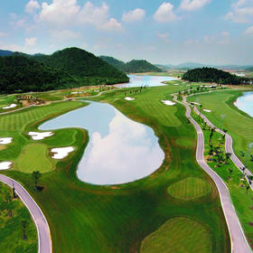NO.3 BRG传奇山丘高尔夫俱乐部 BRG LEGEND HILL GOLF RESORT