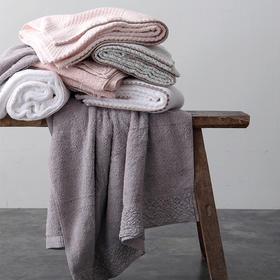 【NACASA】NATURE葡萄牙进口全棉毛巾 | 100%进口全棉 | 柔软亲肤