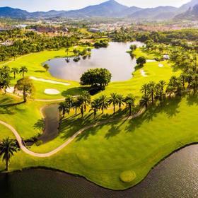 NO.4普吉岛棕榈湖高尔夫俱乐部 Loch Palm Golf Club