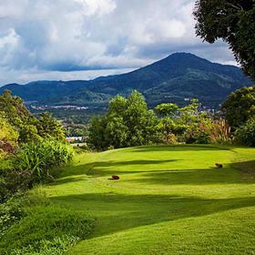 NO.2普吉岛红山高尔夫俱乐部 Red Mountain Golf Club