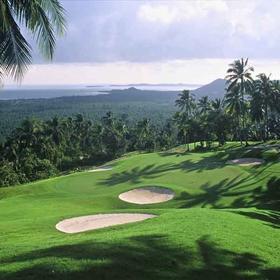 苏梅乡村高尔夫俱乐部 Santiburi Samui Country Club