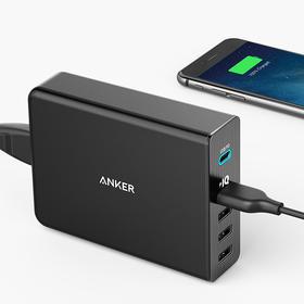 Anker Powerport+5 Ports USB-C PD 多口充电器