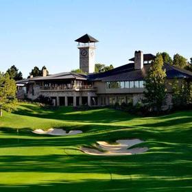 卡斯尔罗克高尔夫俱乐部Castlerock Golf Club