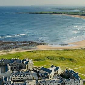 爱尔兰特朗普敦贝格林克斯球场Trump International Golf Links
