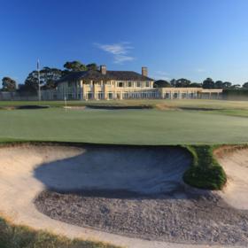 NO.6皇家墨尔本高尔夫俱乐部(西场)Royal Melbourne G.C.