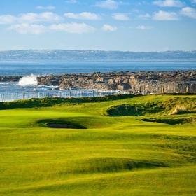 NO.47 皇家波斯科高尔夫俱乐部Royal porthcawl golf club