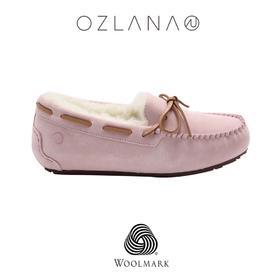 2019 新款 澳洲 OZlana  4D 九色毛豆豆鞋加绒豆豆鞋