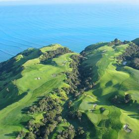 NO.16绑匪角高尔夫球场Cape Kidnappers G. Cse.
