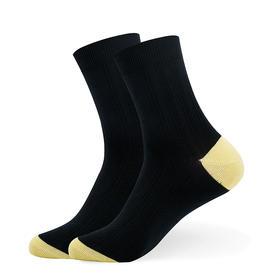 穿不破的防弹袜 杜邦凯夫拉防弹材料 德国双针筒袜机织就