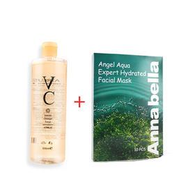海藻面膜+VC爽肤水