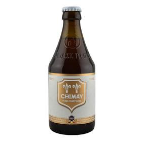 比利时智美白帽啤酒330ml