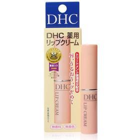 【今日特价】【香港直邮】【2件装】日本DHC保湿滋润无色天然橄榄润唇膏1.5g