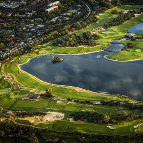 悉尼湖畔高尔夫俱乐部 The Lakes Golf Club