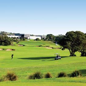 莫宁顿半岛蒙纳林克斯高尔夫俱乐部 Moonah Links Golf Resort Open Course