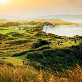 NO.33巴恩伯格高尔夫俱乐部-沙丘场 Barnbougle Dunes Golf Links