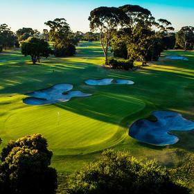 英联邦高尔夫俱乐部 Commonwealth Golf Club
