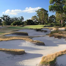 NO.18 金斯顿-希思高尔夫俱乐部  Kingston Heath Golf Club