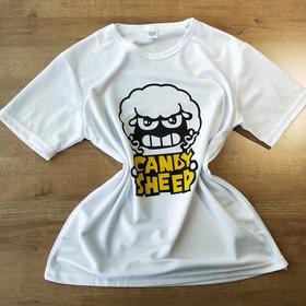 活动商品-小羊T恤(速干面料)